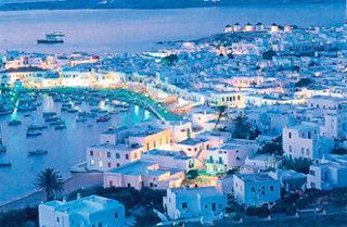Eilandhoppen griekenland - Centraal eiland om te eten ...