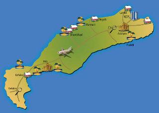 Het eiland Kos