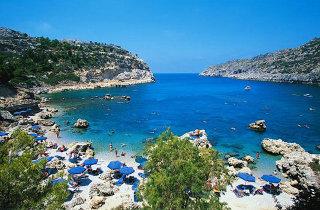 Het eiland Rhodos